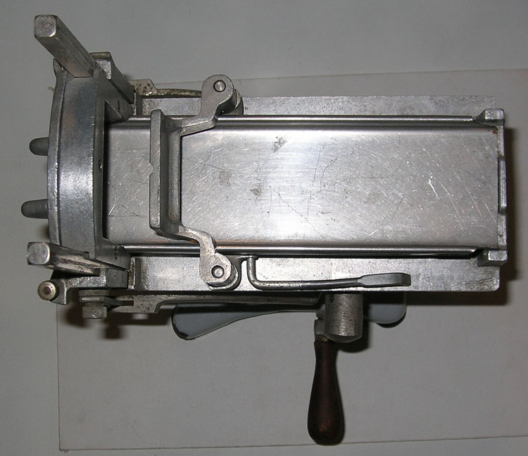Industrial Kitchen Auctions: Industrial Kitchen AUTOMATIC BUTTER CUTTER From WW2 Navy